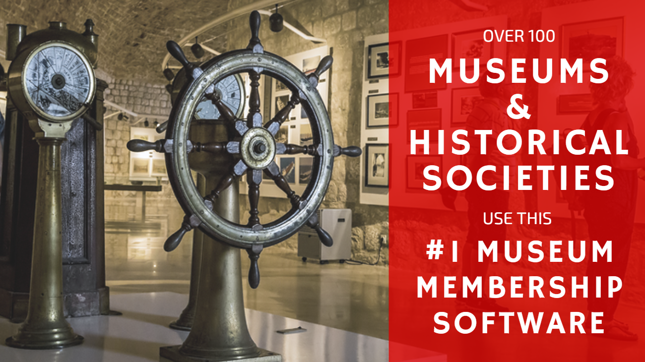 Museum Membership Software