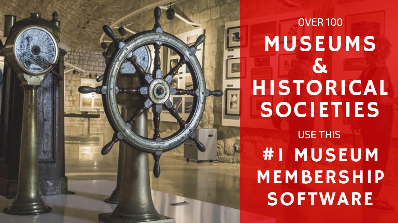 Museum Membership Software