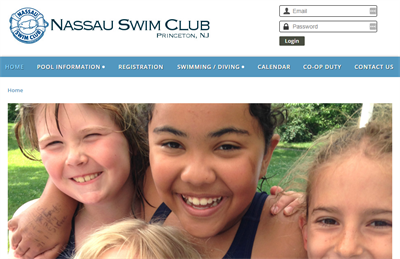 Nassau  Club Website