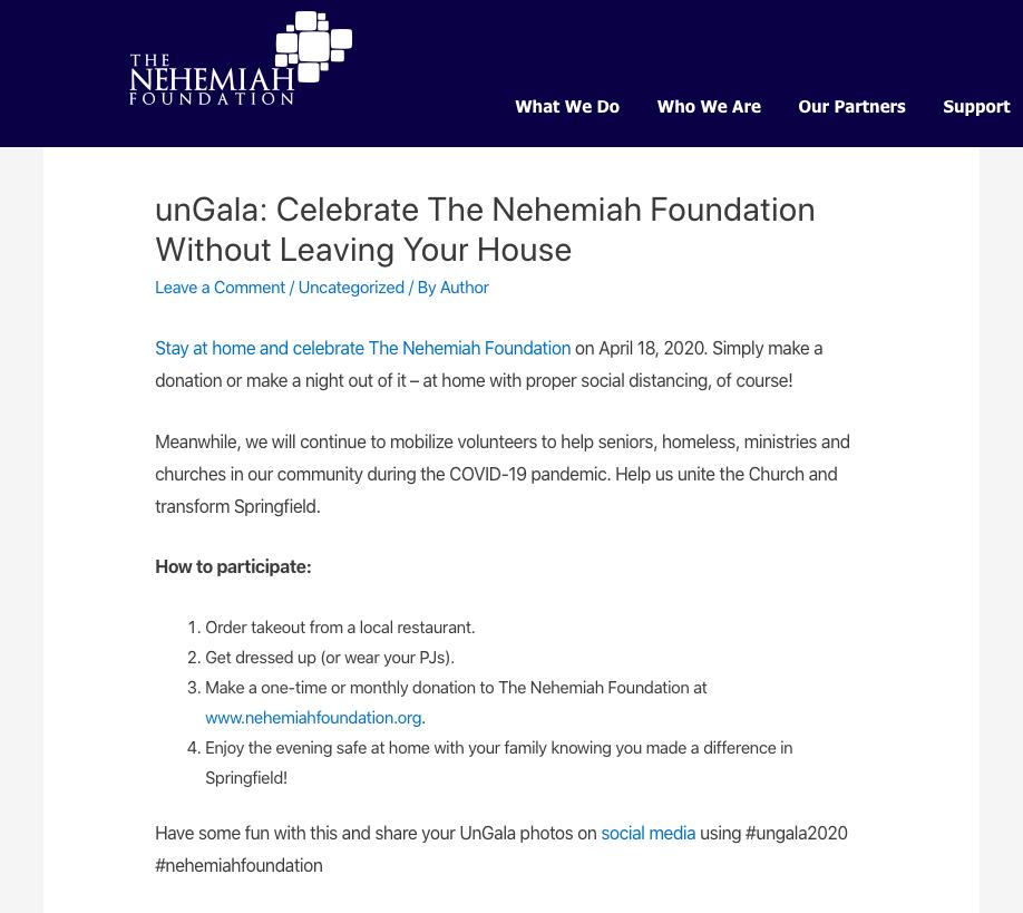 Nehemia Foundation