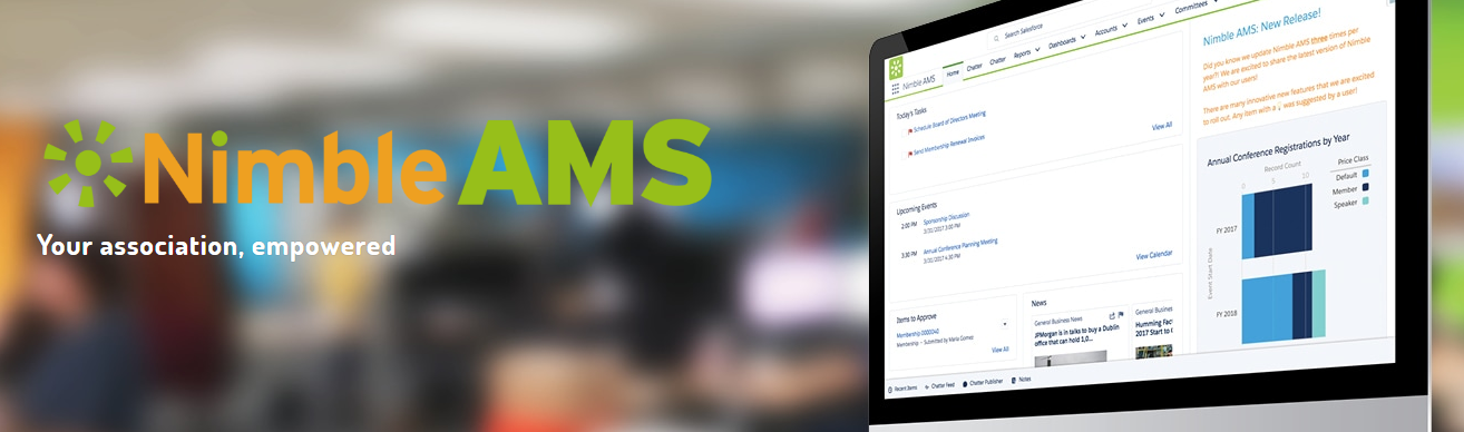 NimbleAMS association management software