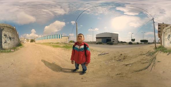 Nonprofit Virtual Reality