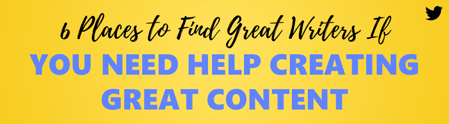 Nonprofit Blog Help