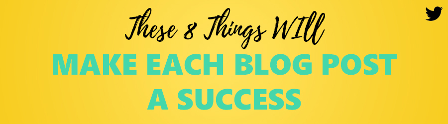Nonprofit Blog Success