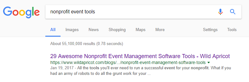 Nonprofit Blog