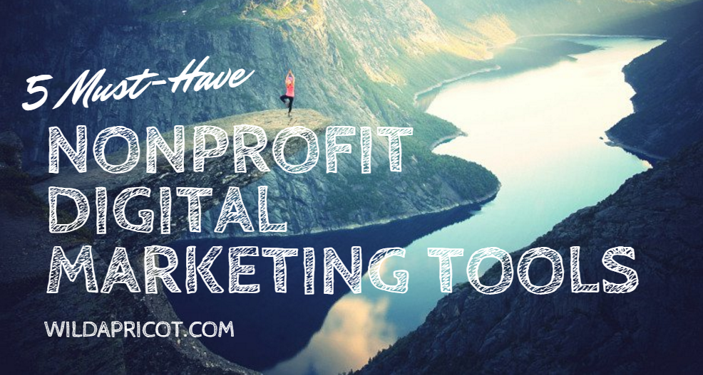 Nonprofit Digital Marketing Tools