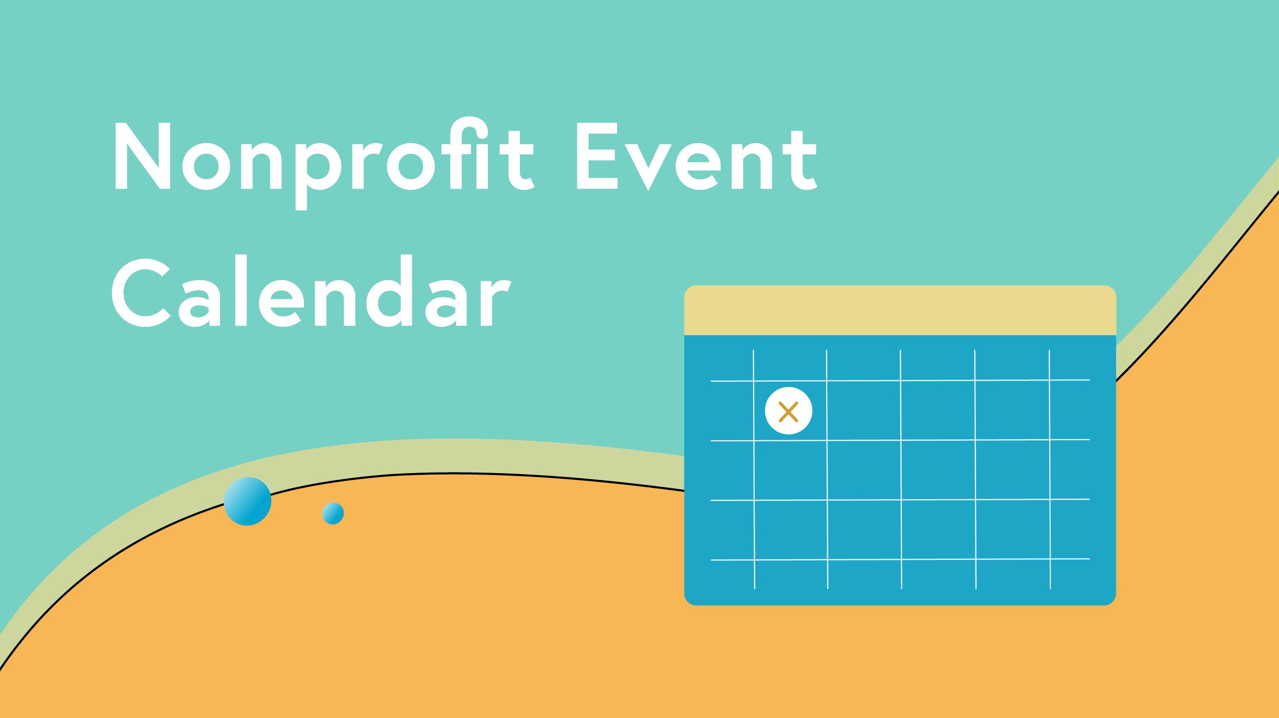 Nonprofit event calendar-01