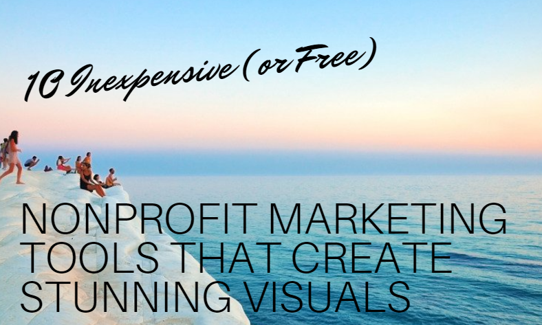 Nonprofit Marketing Tools