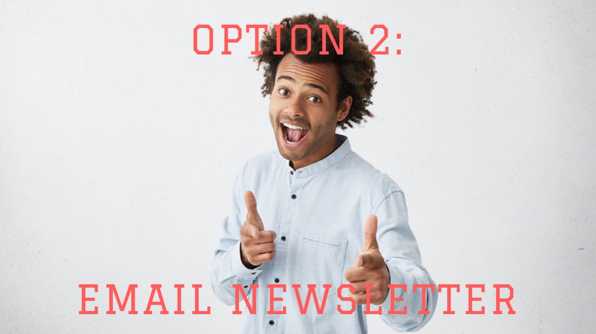 Nonprofit Newsletter Emails