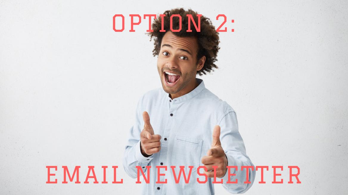 Nonprofit Newsletter Emails