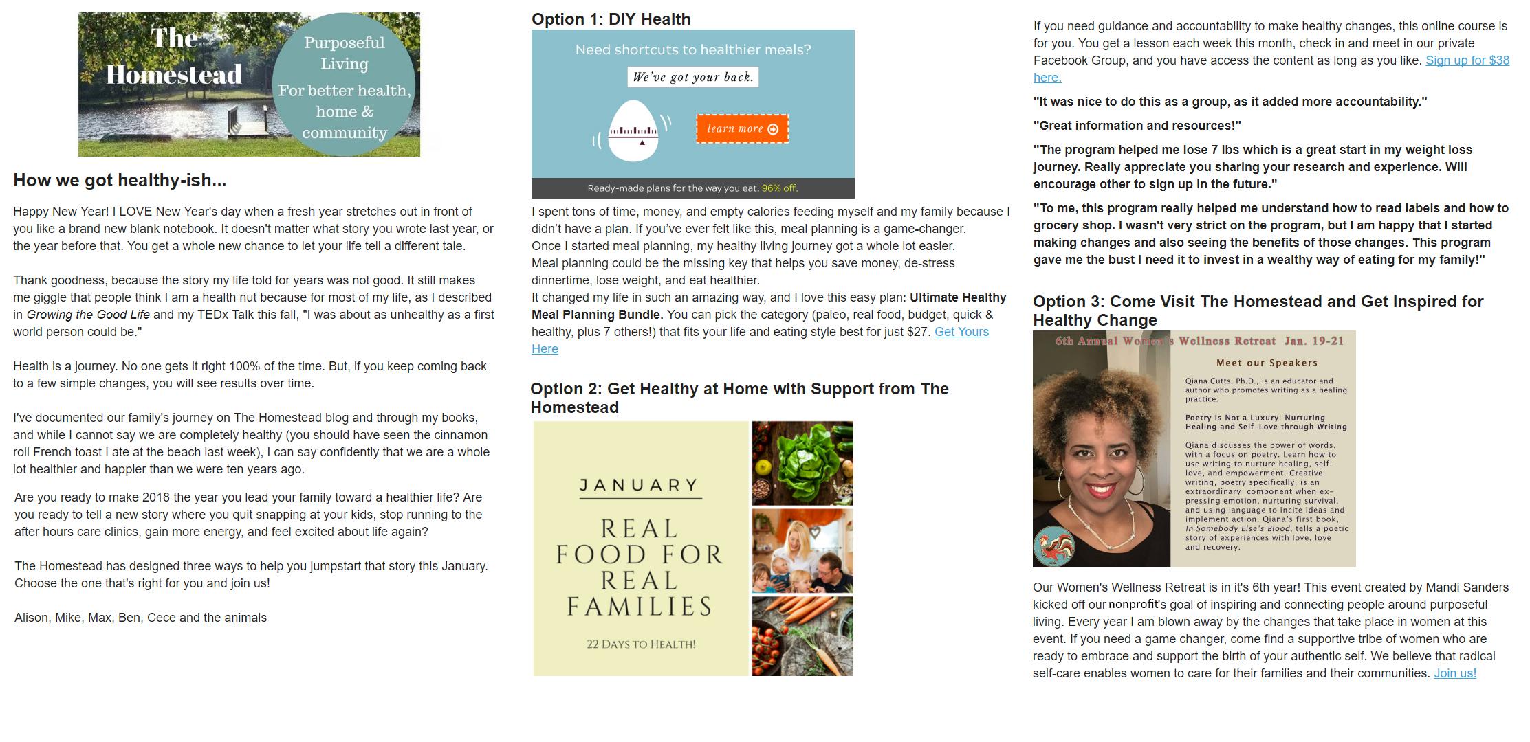Nonprofit Newsletter