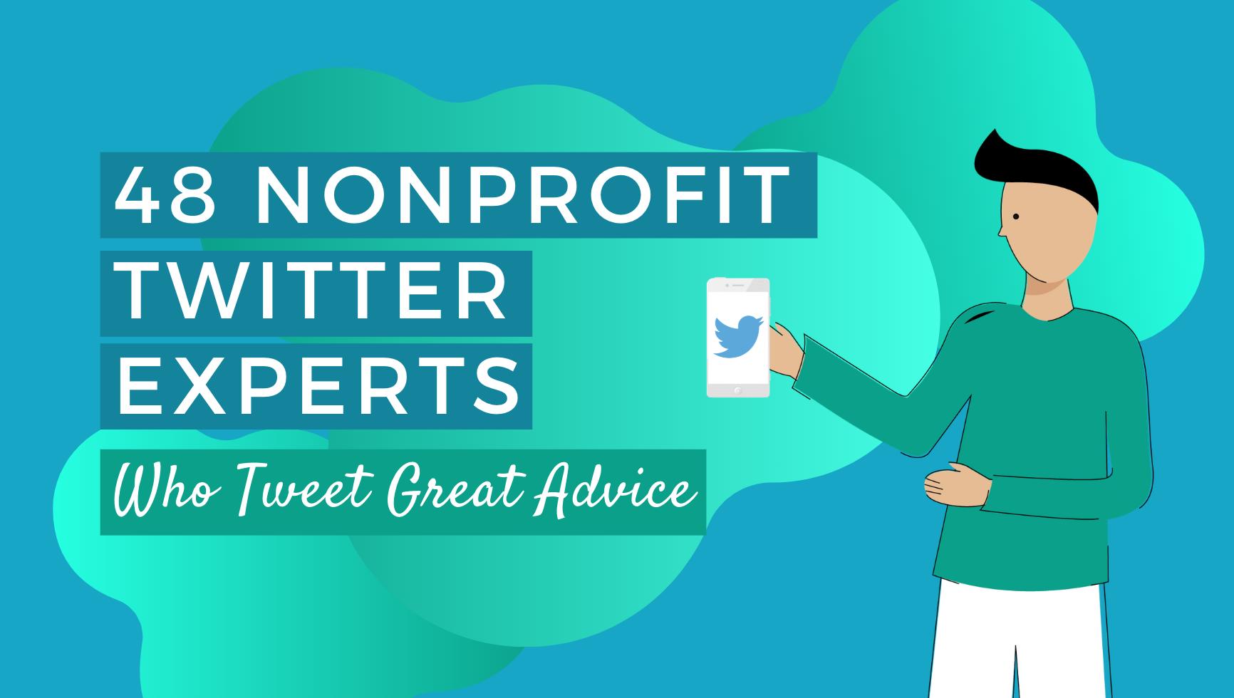 nonprofit twitter experts