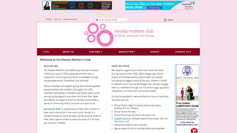 Novato Mothers Club