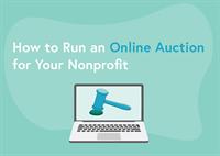 online auctions for nonprofits