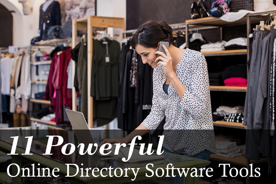 Online Directory Software