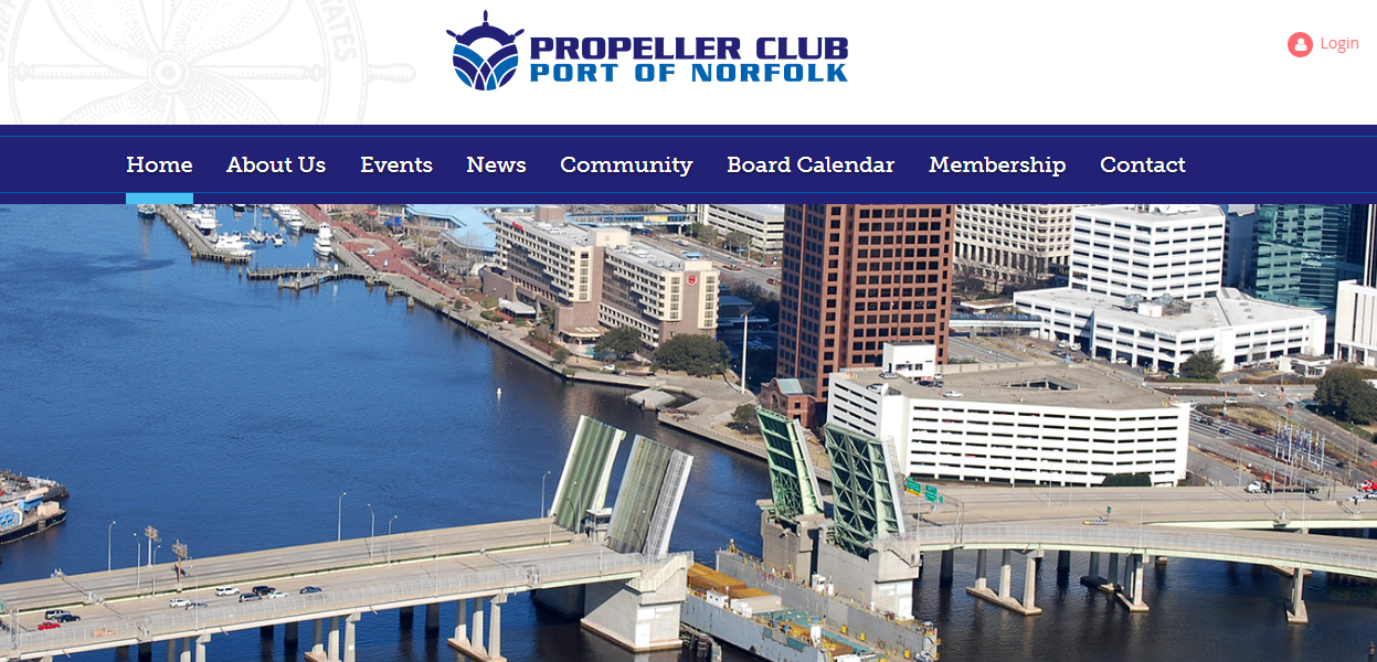 PCPN Club Website Hosting