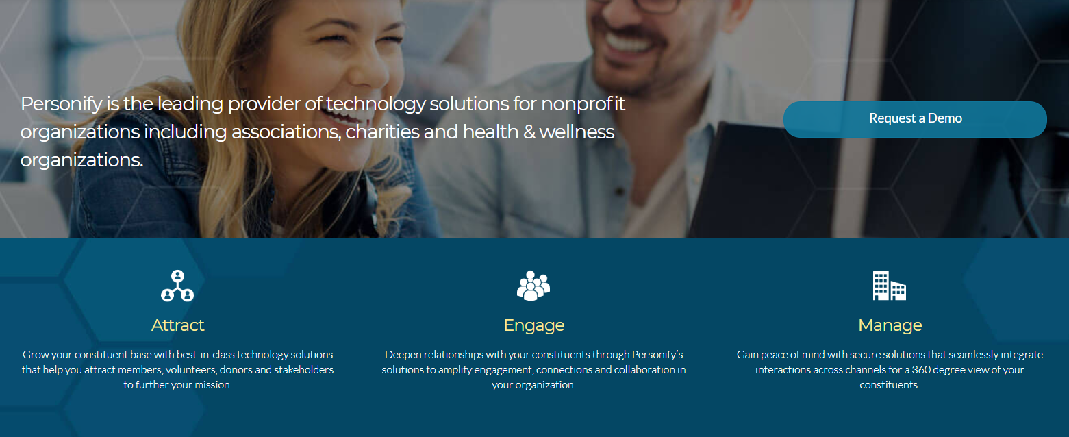 Personify Association Management Software