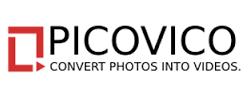 picovico logo slideshow software