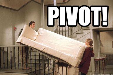 Pivot meme