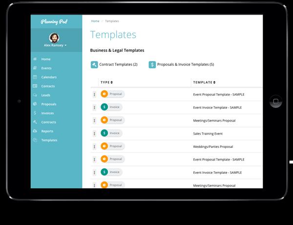 planning pod event management software