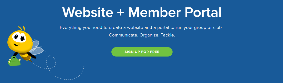 Portal Buzz Club Management Software