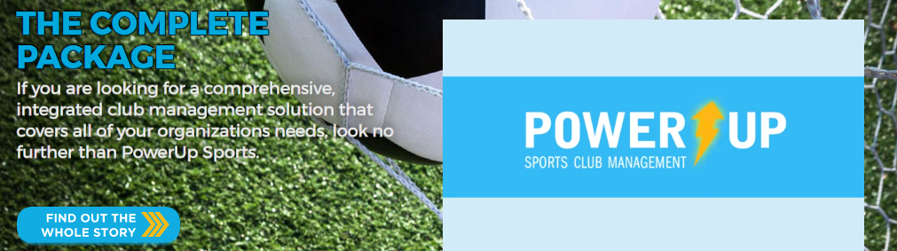 Power Up Sports Management Software