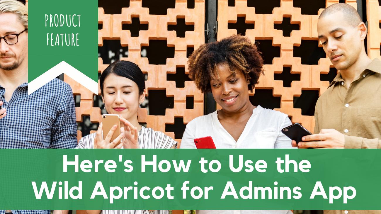 Admin App blog header