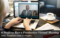 productive virtual meeting blog post
