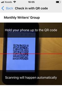 qr code mobile app scanning phone 2