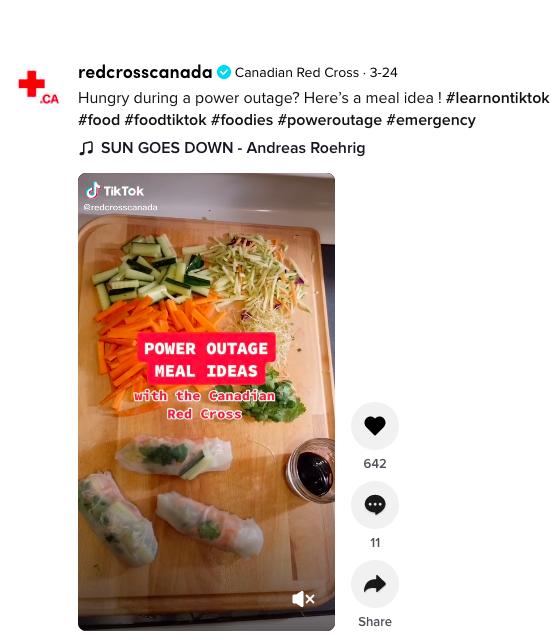 redcrosscanada meal ideas