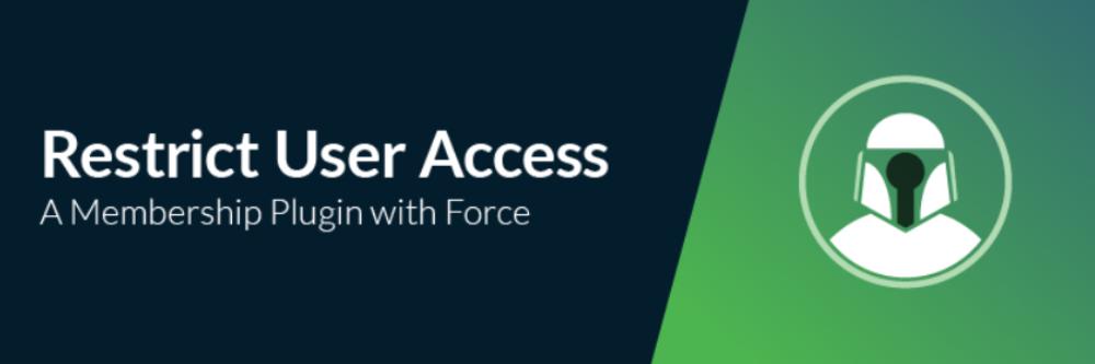 Restrict User Access WordPress Membership Plugin