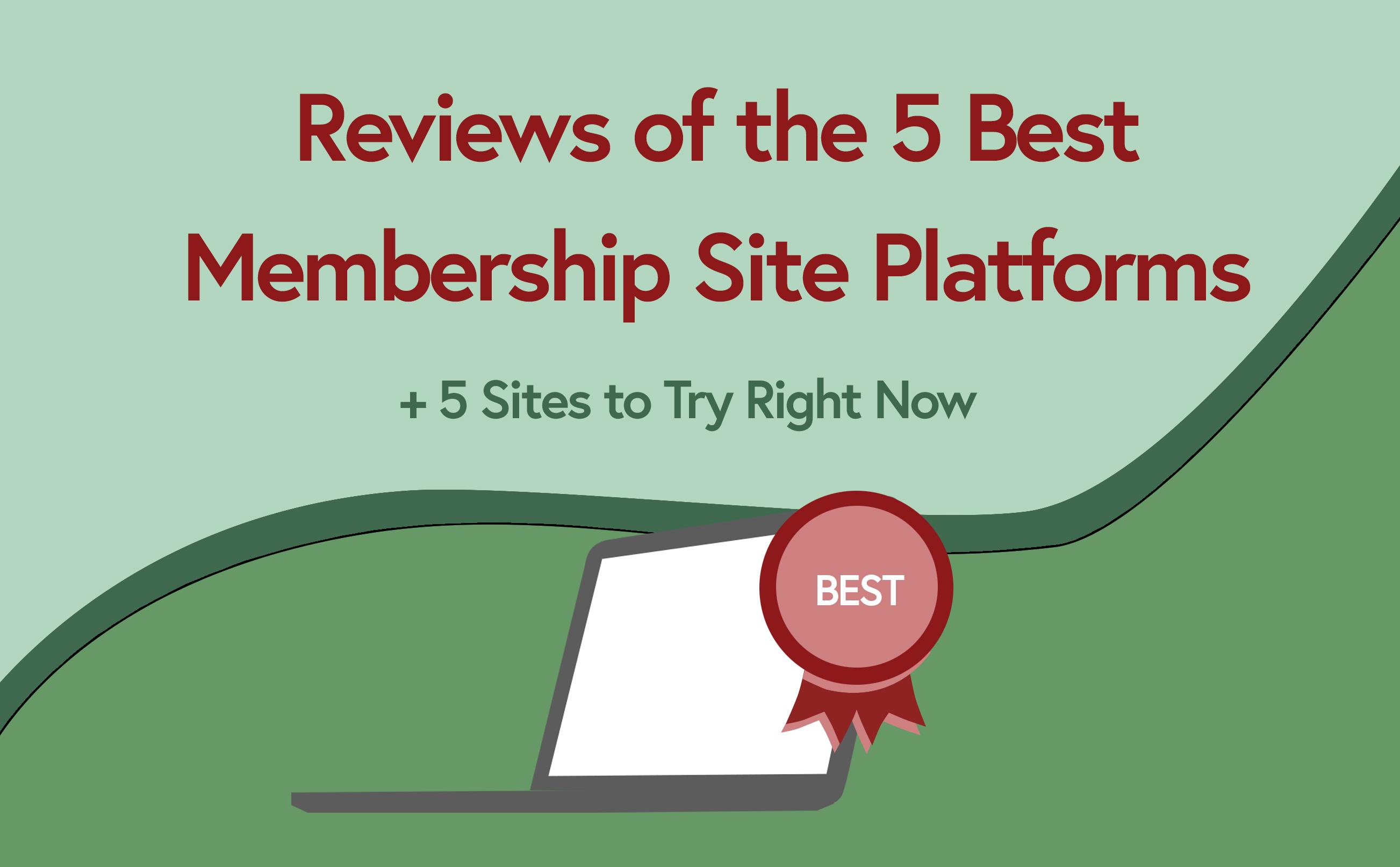 Best Membership Site Platforms