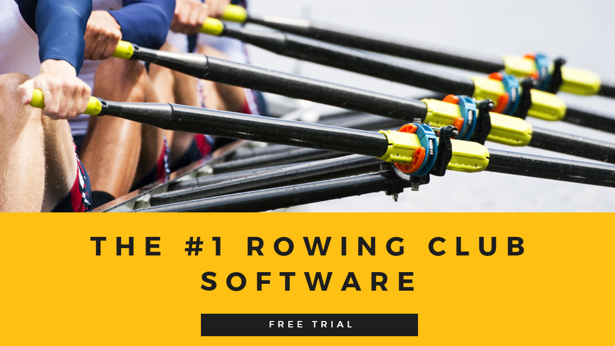 rowing club software
