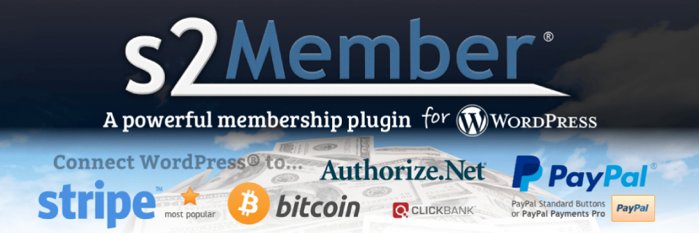 s2Member Framework WordPress Member Plugin