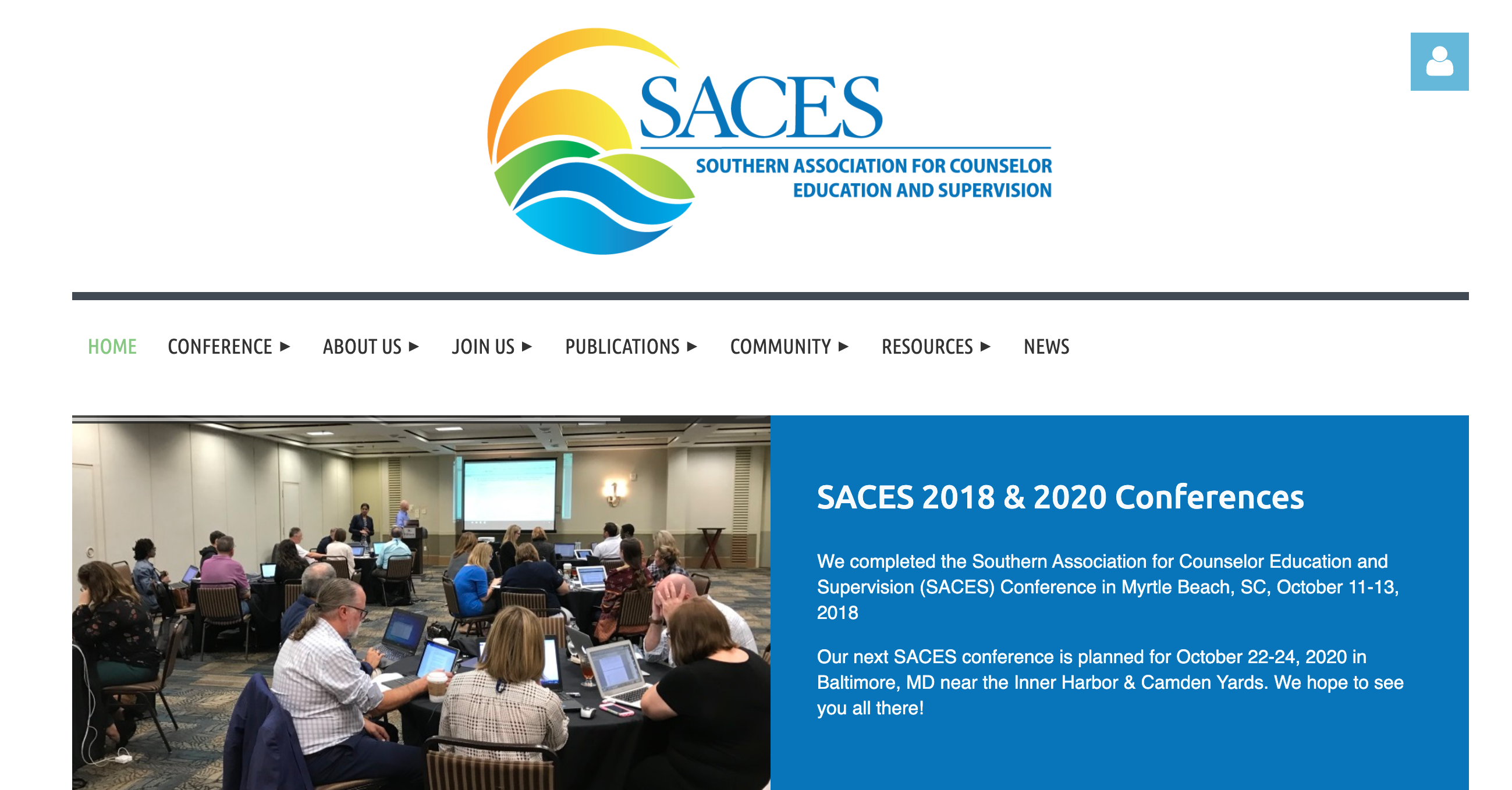 saces ams website