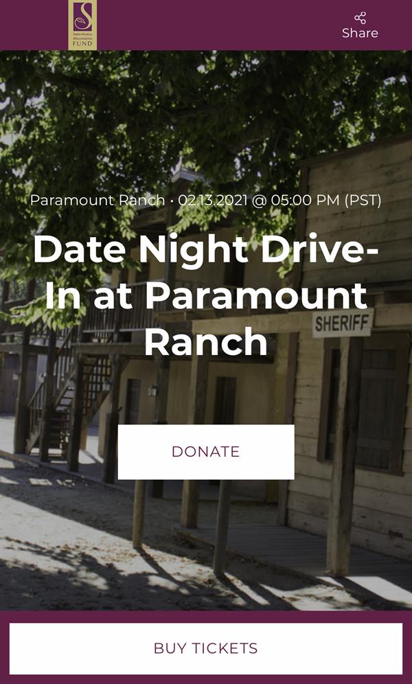 Santa-Monica-Mountains-Fund-Drive-In-Movie-Night