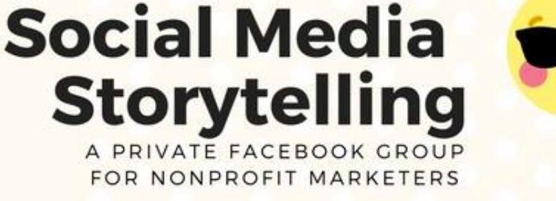 nonprofit facebook