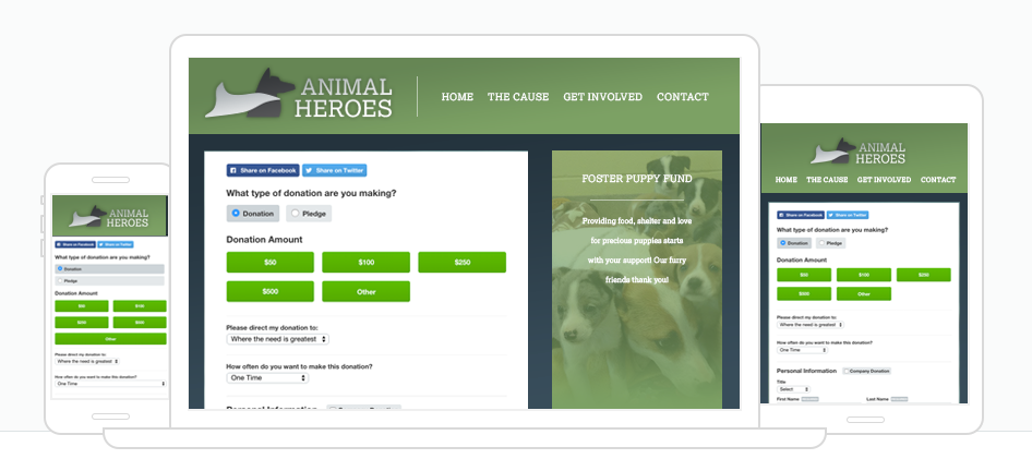 qgiv fundraising software
