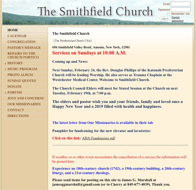 church management software