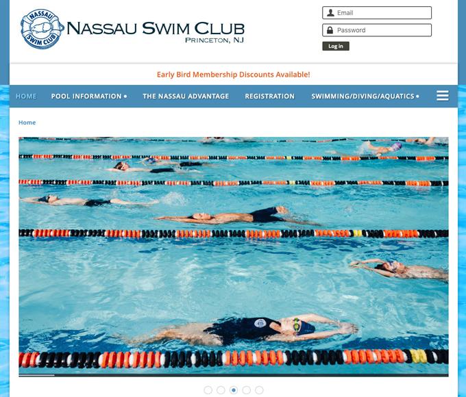 sport club software