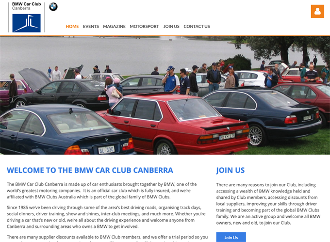 car club software