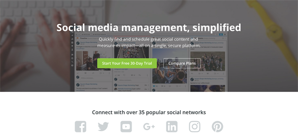 hootsuite event management software