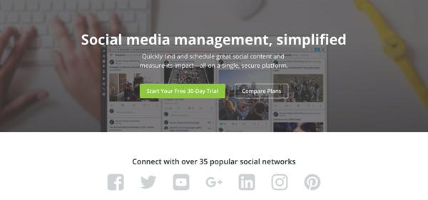 hootsuite event management software