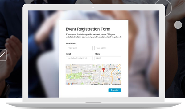 123formbuilder event management software