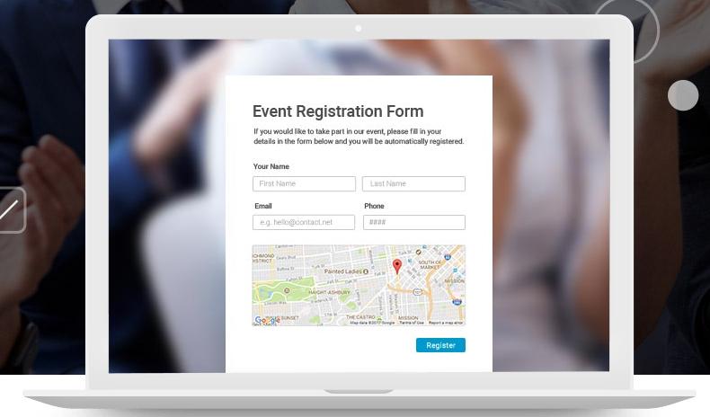 123formbuilder event management software