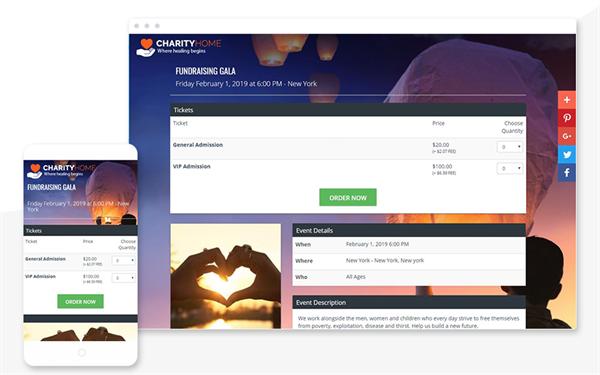 ticketstripe event management software