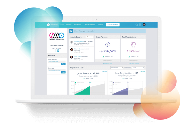 bizzabo event management software