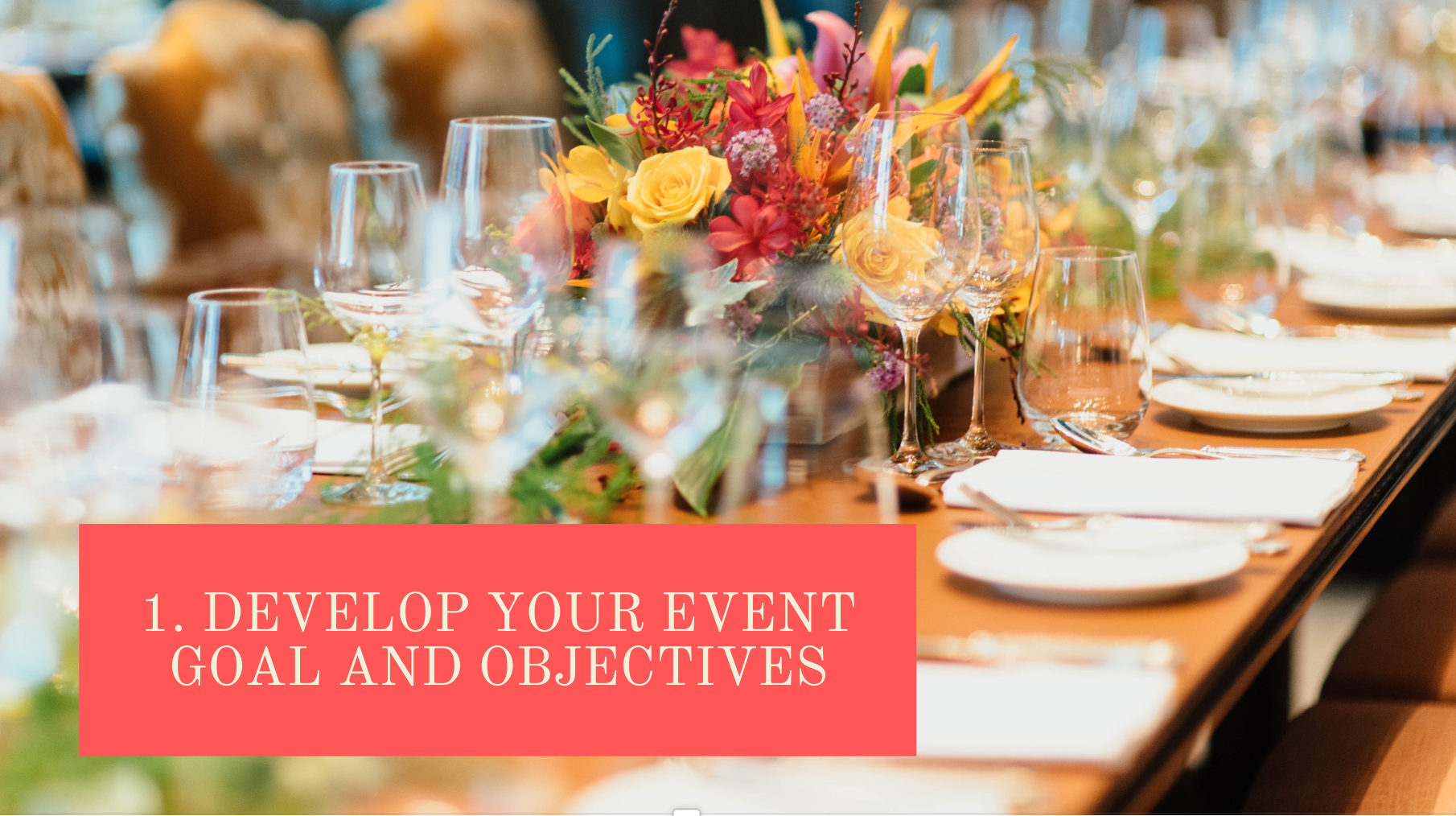 The Ultimate Event Planning Guide: How to Plan an Event