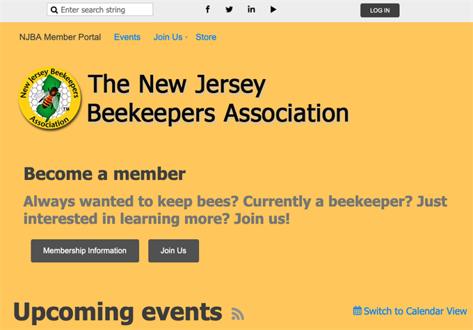beekeepers association software