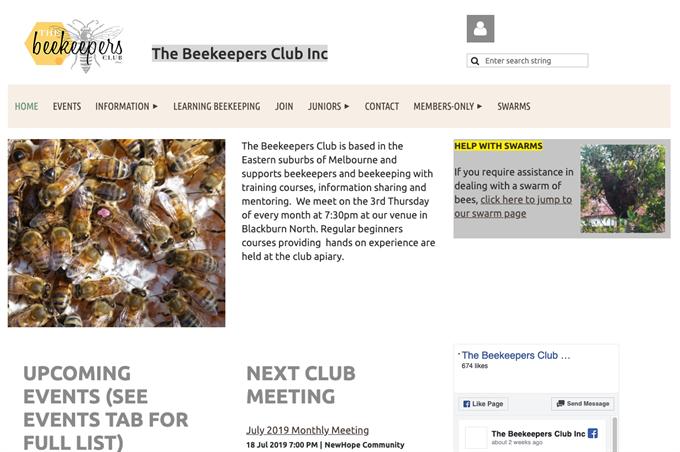 beekeepers association software